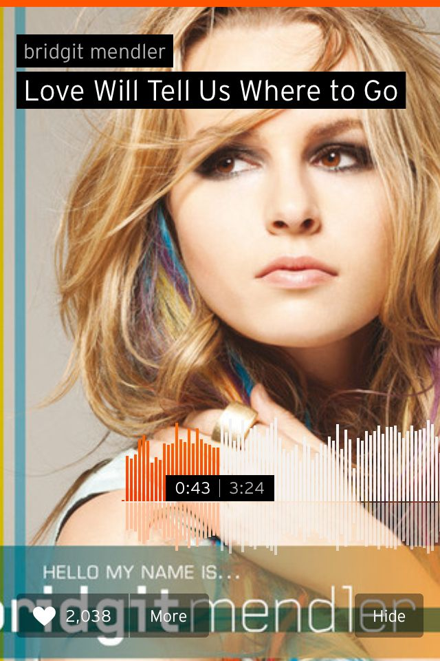 Why Am I Obsessed And In Love W This Song Bridgit Mendler Hello My Name Is Debut Album