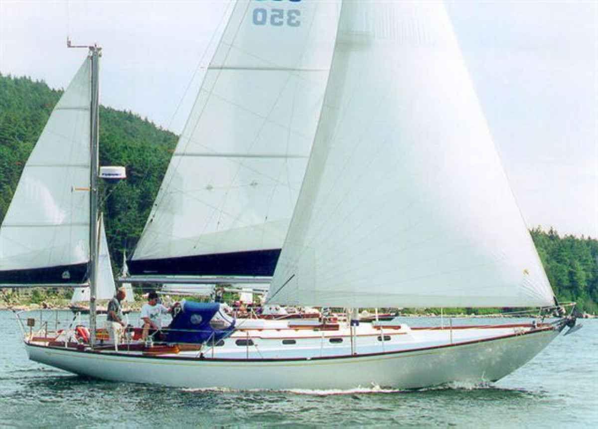 40 Best Sailboats | B40 | Liveaboard sailboat, Sailboat, Sailing ships
