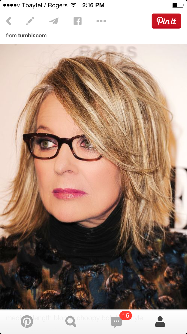 Diane Keaton Hairstyles Bob Hair Color Ideas And Styles For 2018