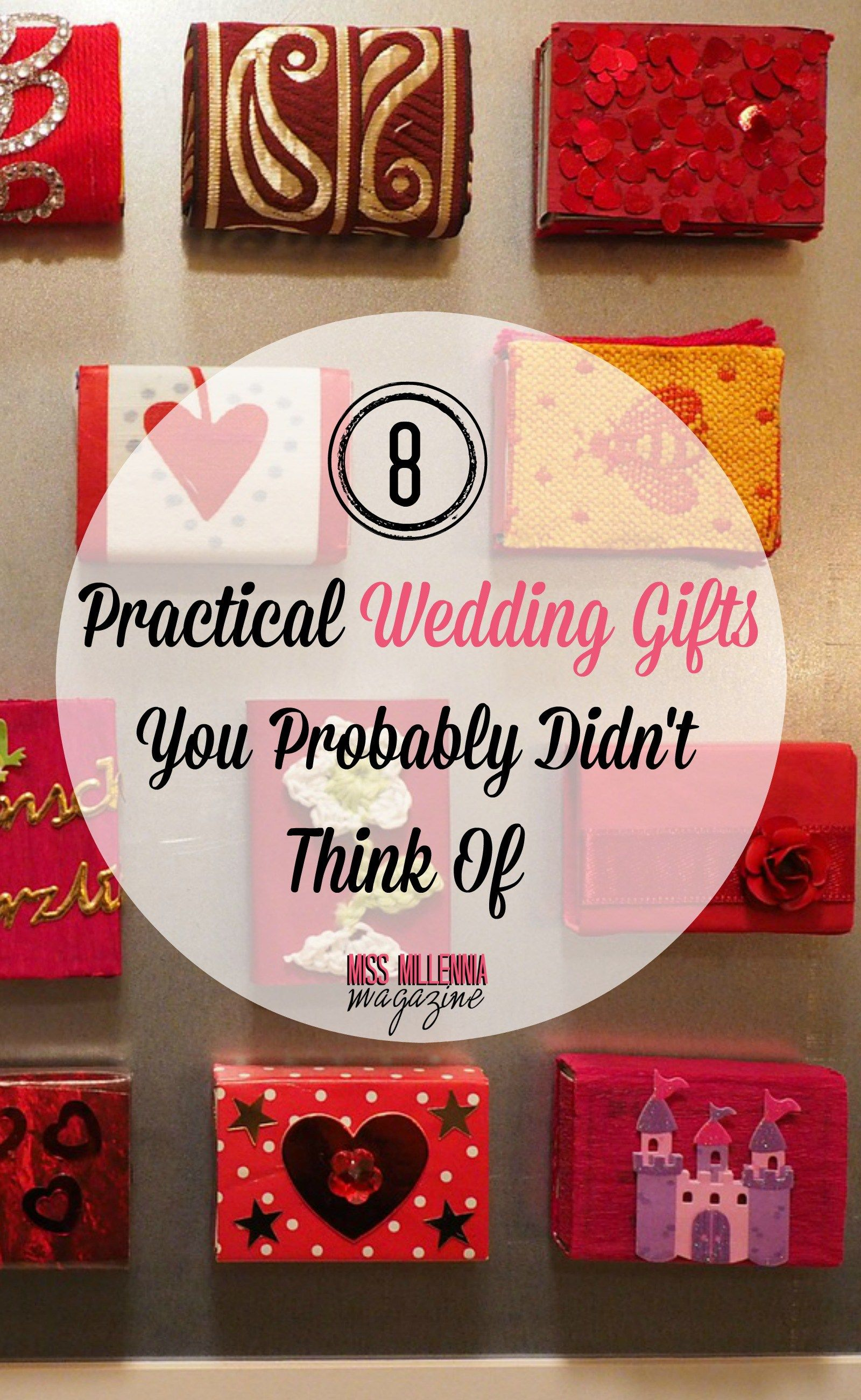 8 Practical Wedding Gifts You Probably Didnt Think Of Practical