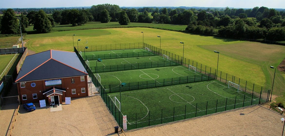 football pitch (With images) Indoor soccer field