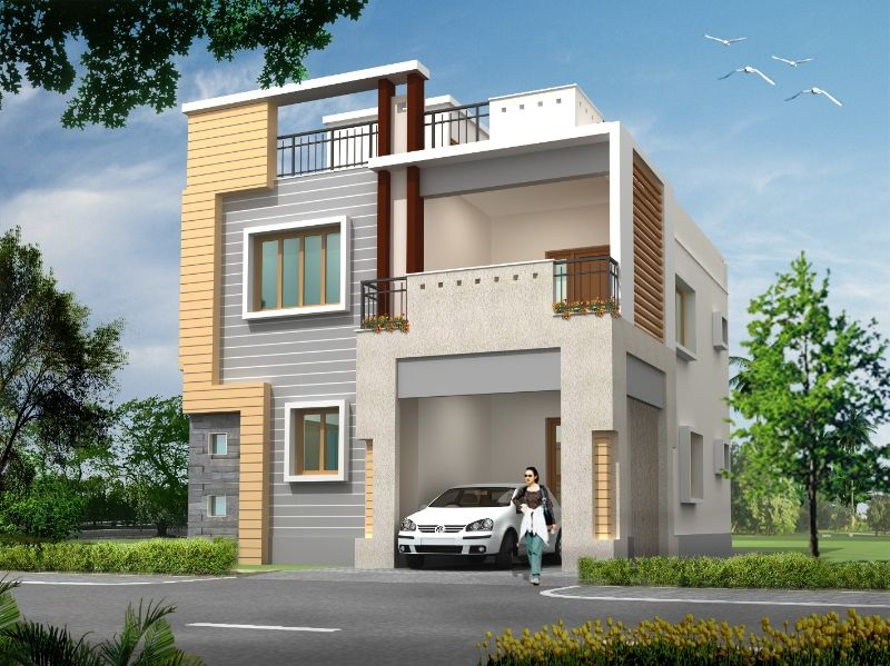 Front Elevation Tiles In Hyderabad : Image result for elevations of independent houses house
