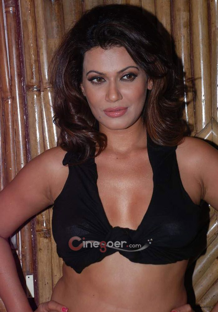 payal rohatgi kiss