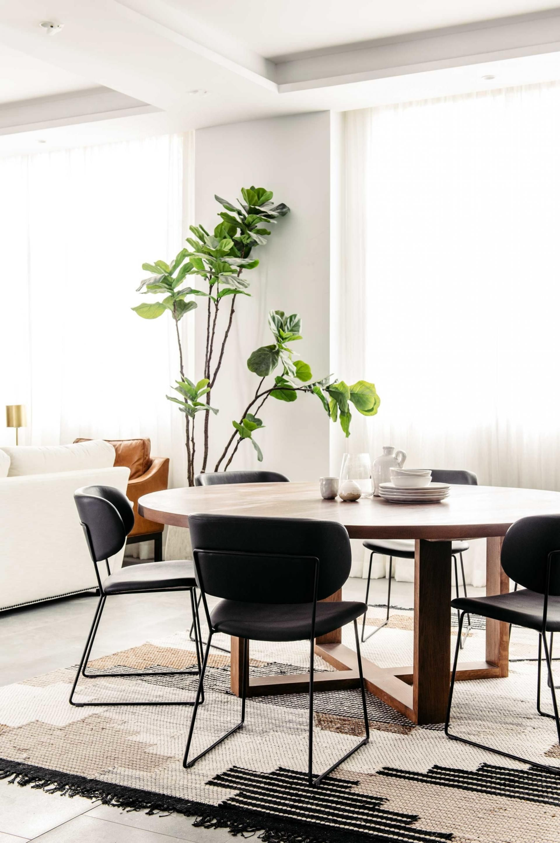 The Block 2016 living/dining room reveals: Dan and Carleen\'s ...