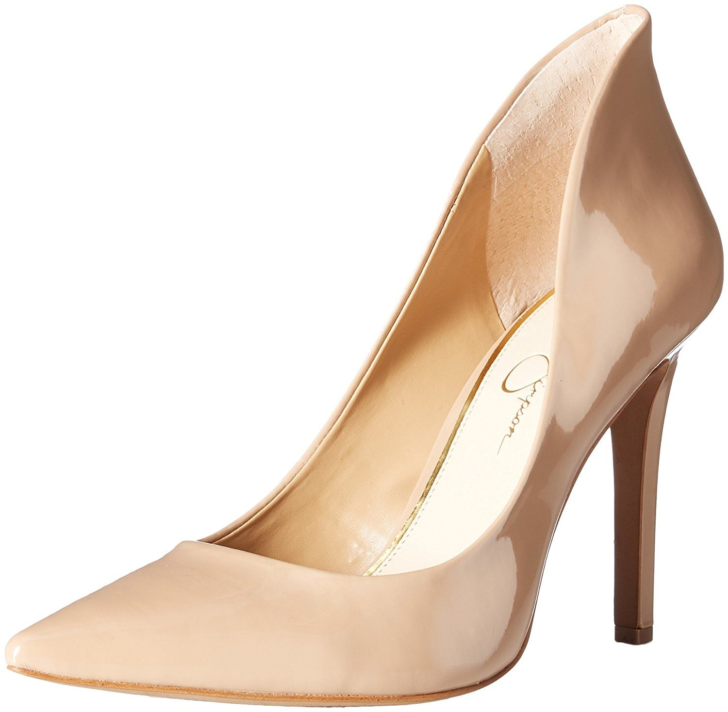 Amazon.com | Jessica Simpson Women's Cambredge Dress Pump | Pumps