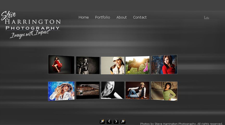Photography Website Design Templates Google Search New Website - Free photography website templates