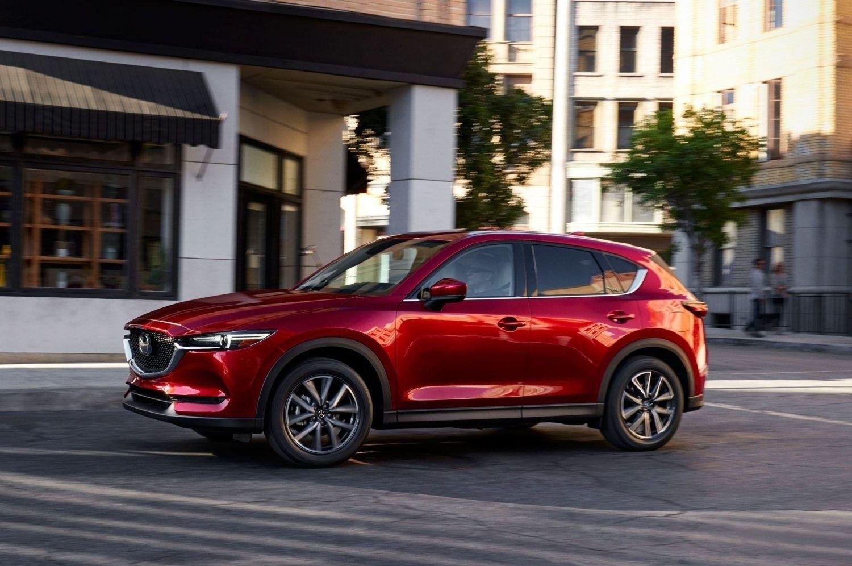 2019 Mazda Cx 5 Mpg Concept Redesign And Review Mazda Cx5
