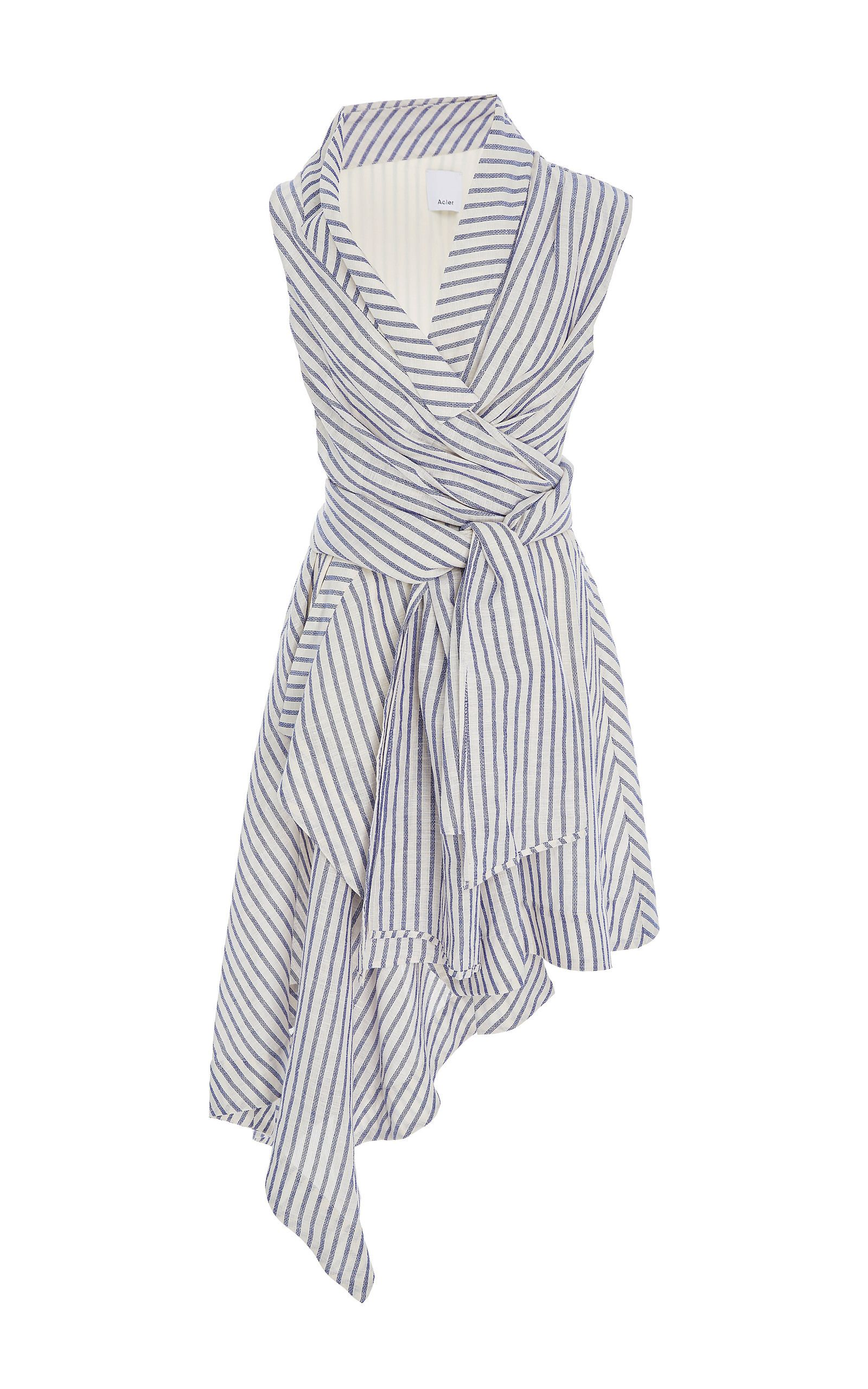 Acler Marene Shirt Dress (With images) Striped shirt