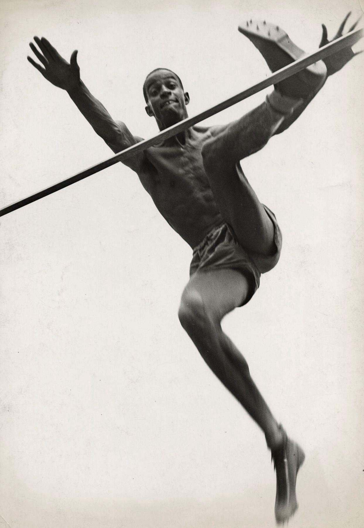 JoeInCT • joeinct Cornelius Johnson, First Black Athlete