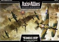 Axis & Allies Air Force Miniatures: Angels 20 | Board Game