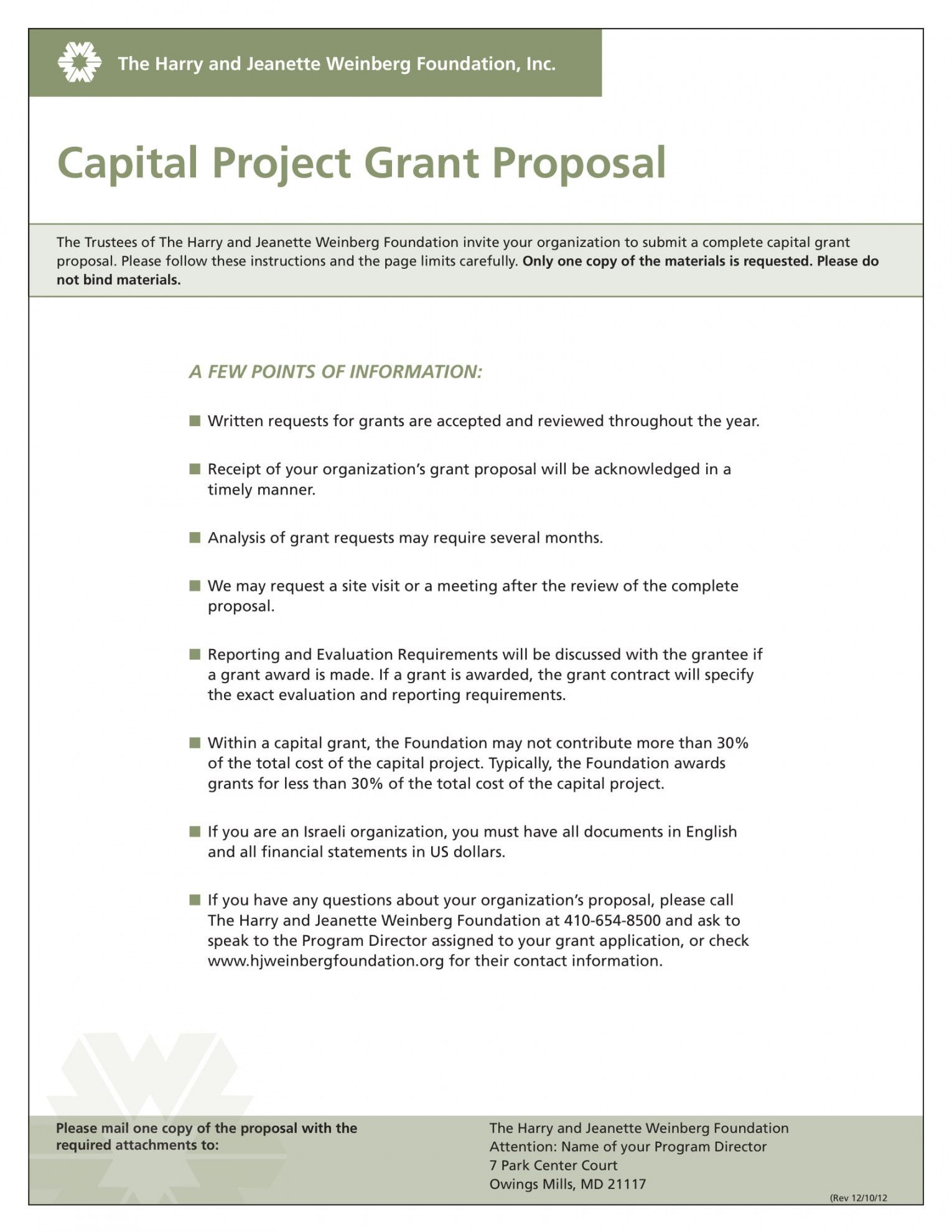 Capital Expenditure Proposal Template Proposal Templates How To Plan Proposal