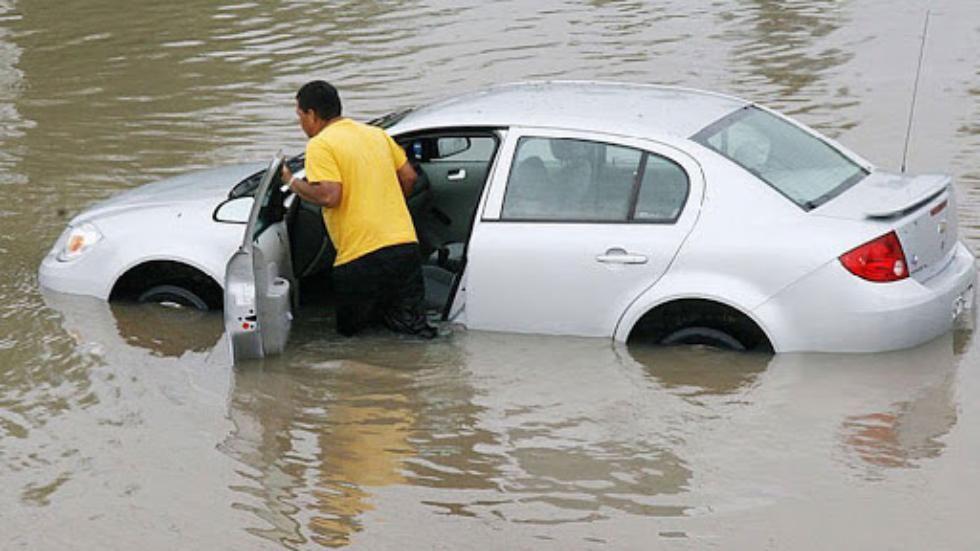 Meteorologist Ari Sarsalari talks about some of the