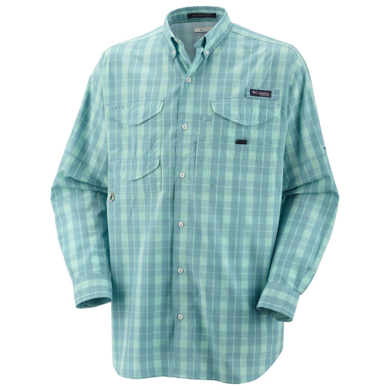 8bef7dd8 Columbia Sportswear Super Bonehead Classic Shirt - UPF 30, Long Sleeve (For  Men)