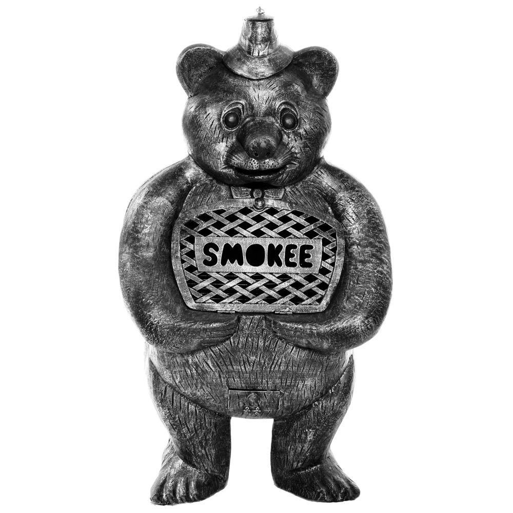 Oakland Living Smokee Bear Chiminea With Grill
