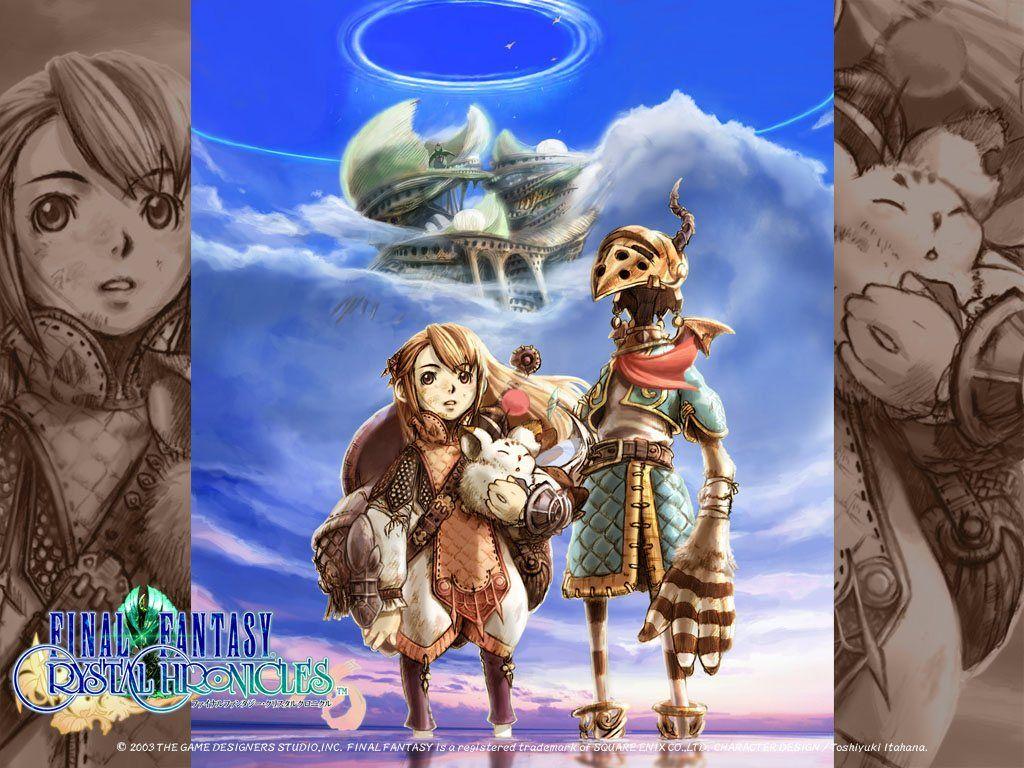 Final Fantasy Crystal Chronicles Wallpaper The Final Fantasy