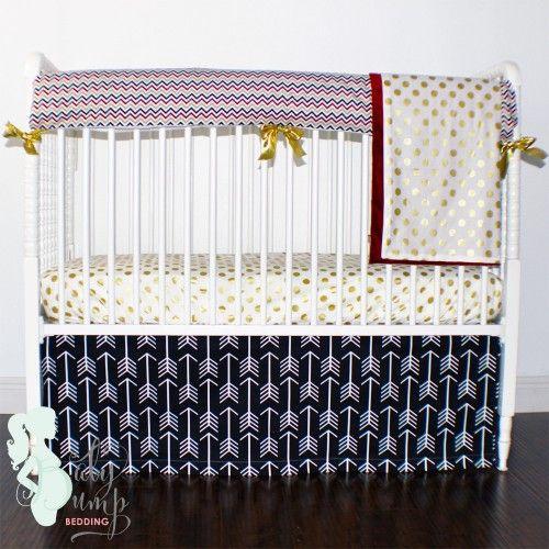 Florida State University Fsu Designer Created Crib Set Baby Bedding Sets