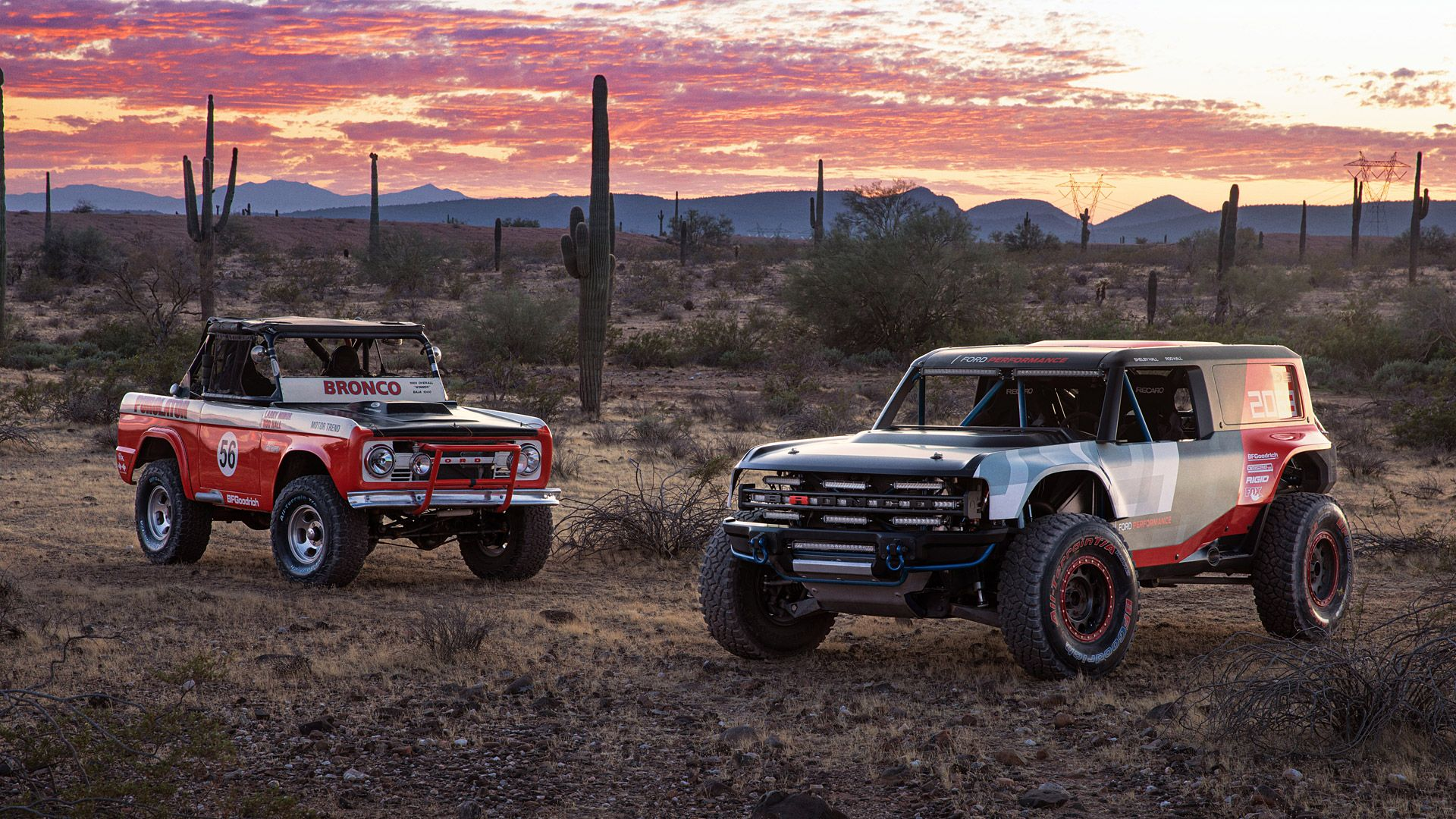 Celebrating 50 Years Since The Bronco Won The Baja 1000 Ford Have