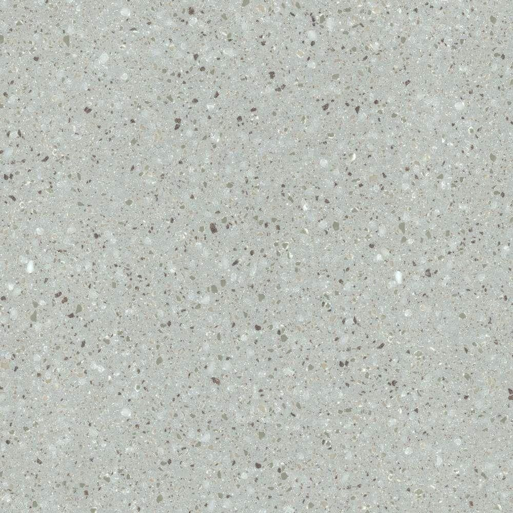 2 In Solid Surface Countertop Sample In Blue Pebble Solid