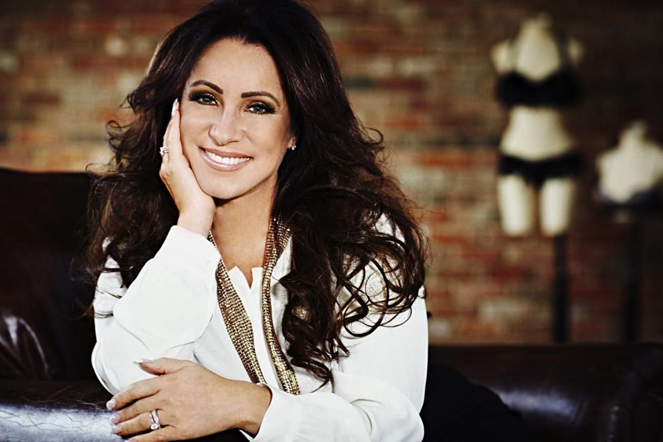 """""""That's Jacqueline Gold,"""" whispered Barbara. """"Her father David Gold owns Gold Group International which is the parent company of Ann Summers. Jacqueline became CEO of Ann Summers 10 years ago. She's basically credited as the person who sexed up the British high street, and now she's one of the richest women in the country."""""""