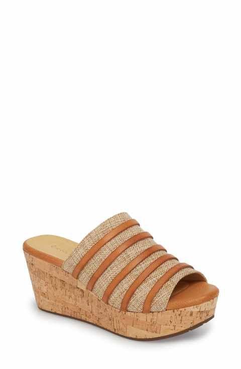 Chocolat Blu Women's Wapi Wedge Sandal 0HO5SmT3
