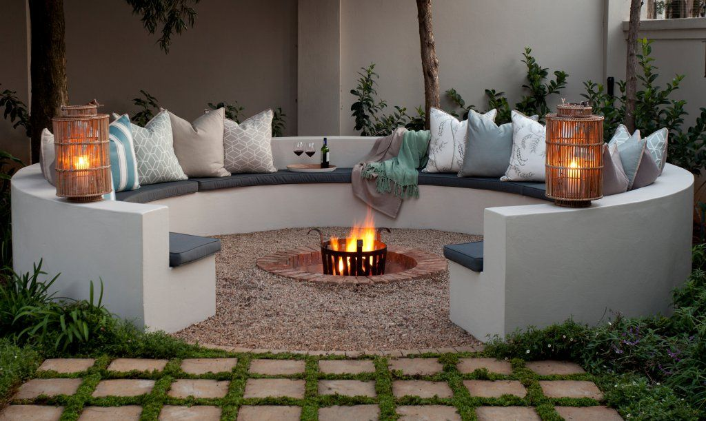 5 Inspiring Firepits Fire Pit Designs Fire Pit Backyard