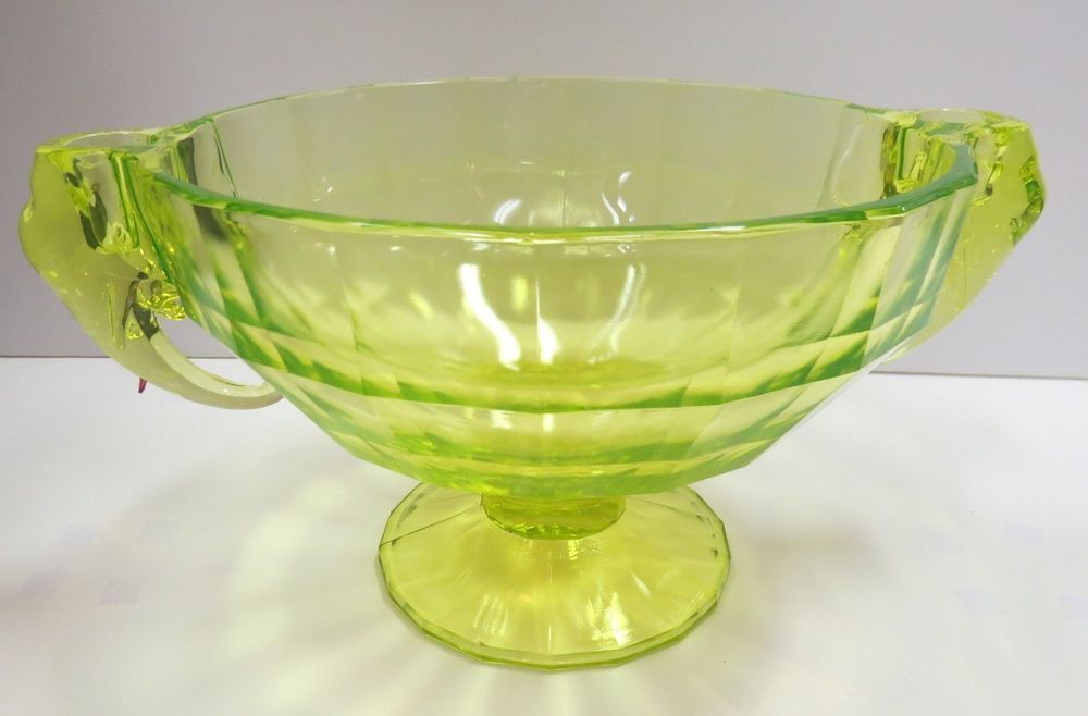 Deco Glass Bowl