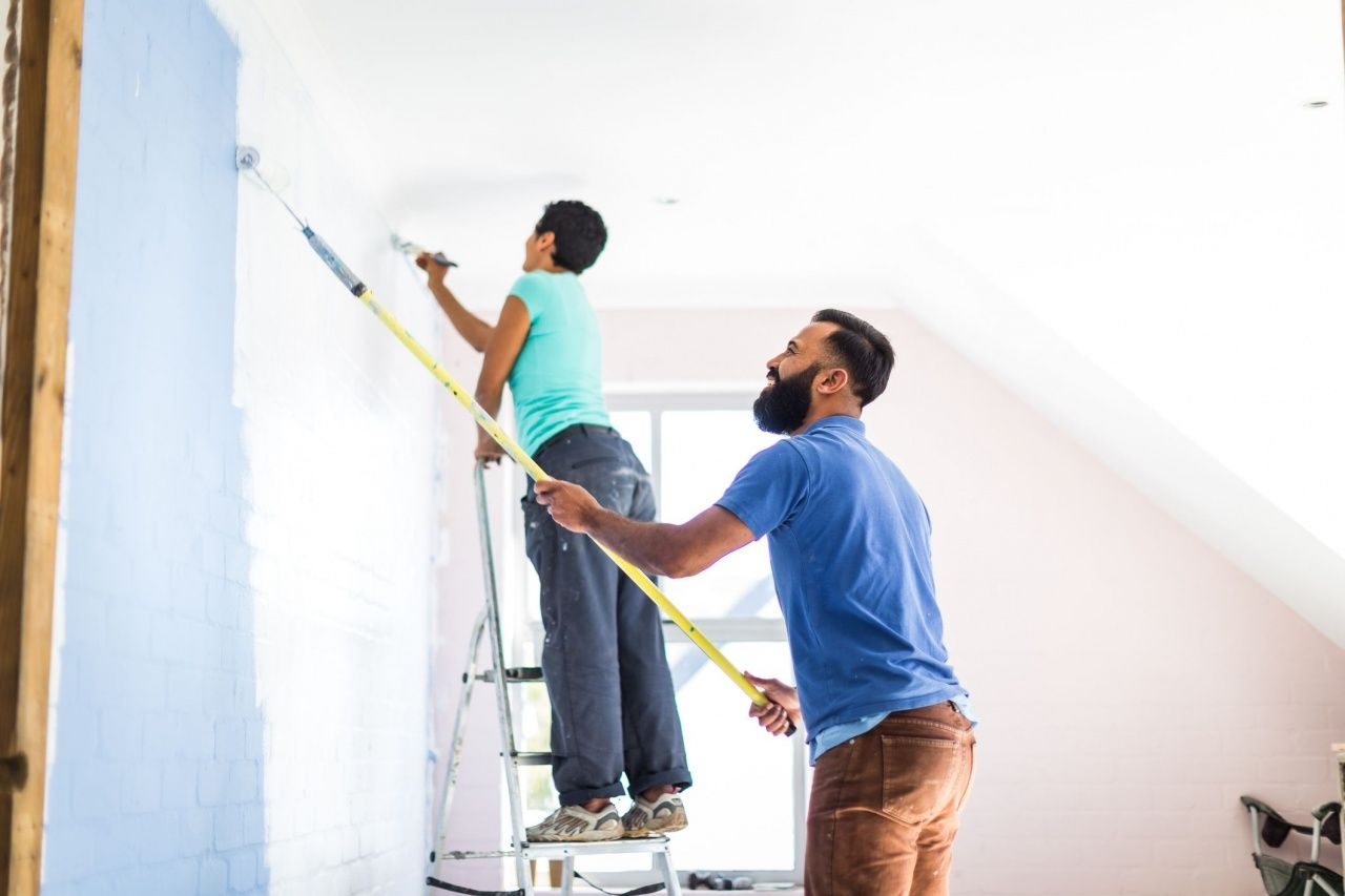 Cost Of Interior House Painting By