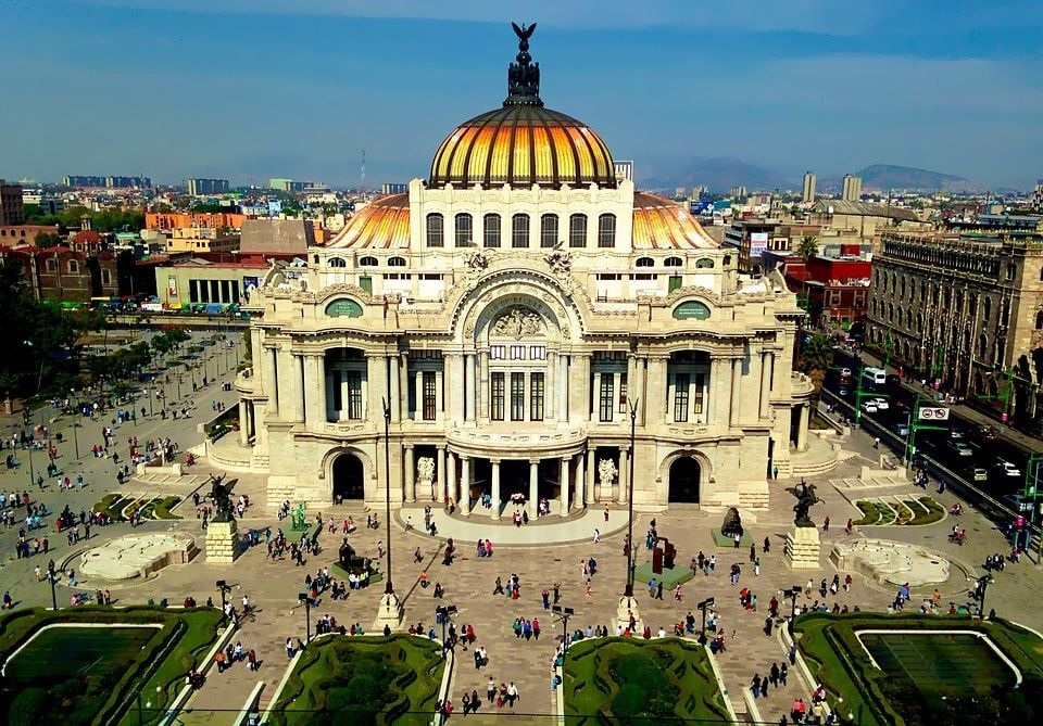 Direct Flights From Orlando Usa To Mexico City Mexico From Only