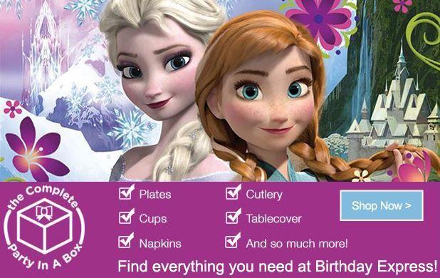 10 Disney Frozen Fun Food Party Ideas Frozen birthday party