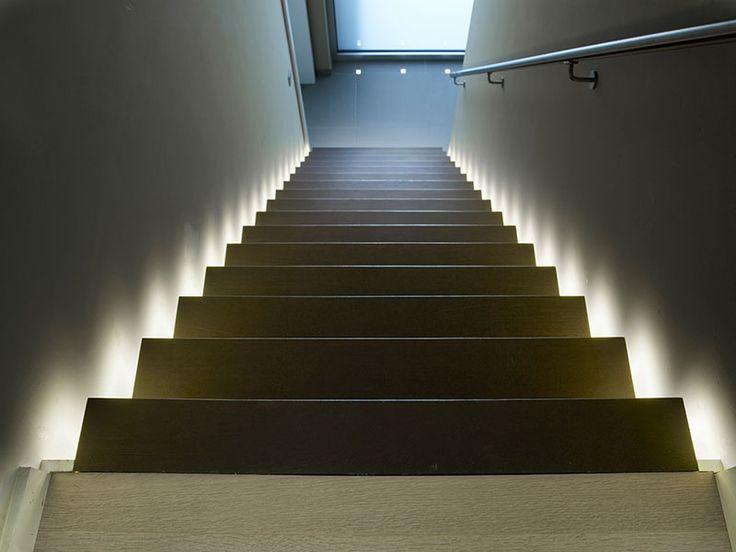 Lighting Basement Washroom Stairs: Afbeeldingsresultaat Voor Trap Led-verlichting