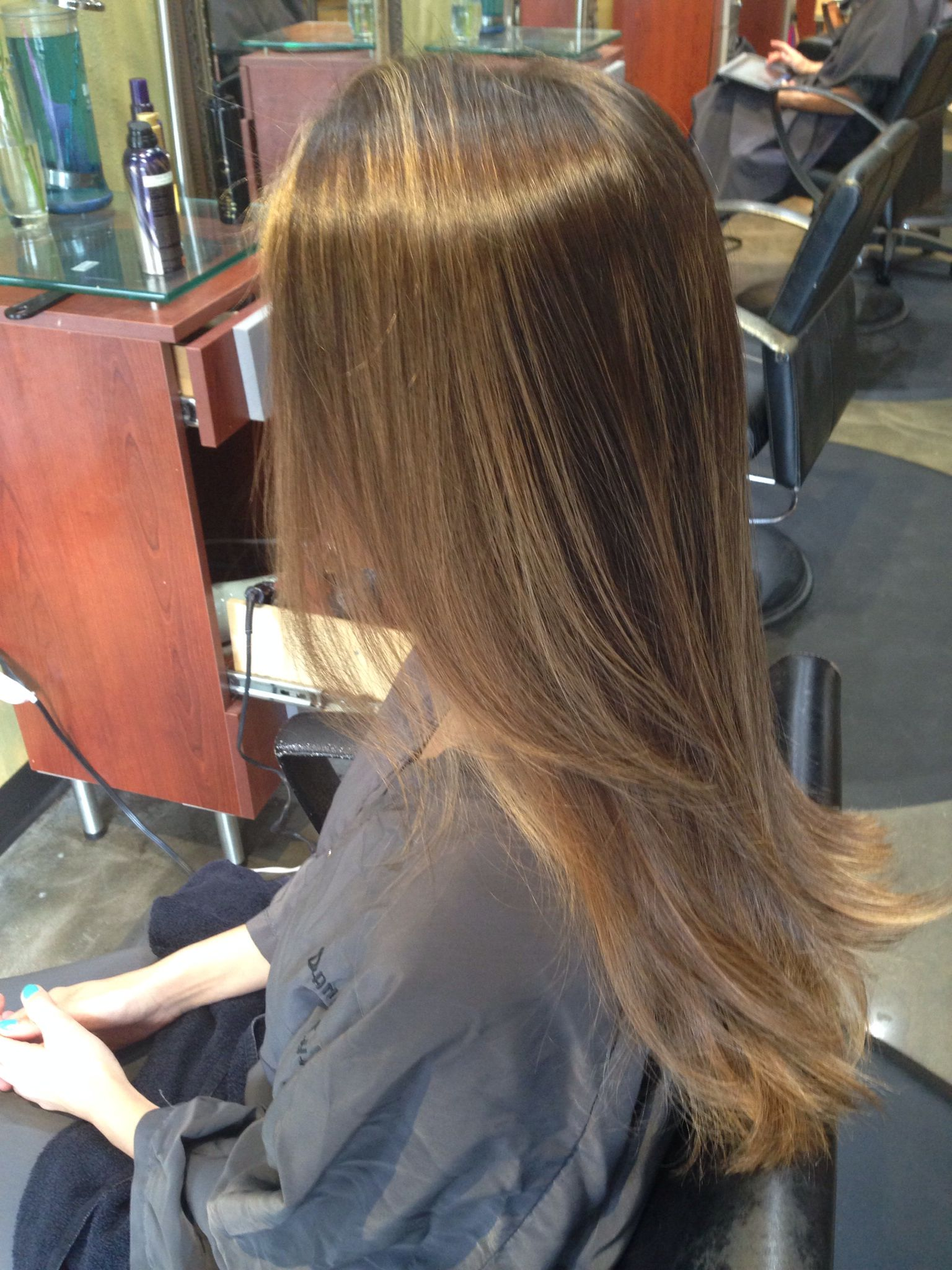 Ombre By Alli Lemon At Daniel Shay S In Memphis Tn Hair