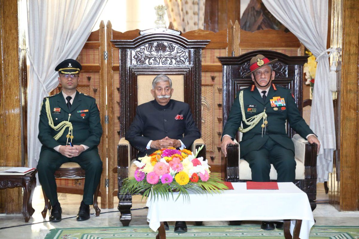 on Indian army, Special events, Brig
