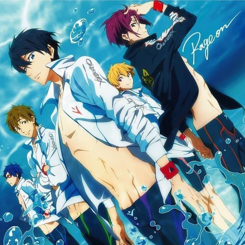 Free Iwatobi Swim Club Do You Like The Anime Iwatobi Iwatobiswimclub Iwatobifree Animeedits Animeme Anime Anime A In 2020 Free Anime Anime Anime Wallpaper