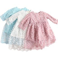 US $6.9 70% OFF|baby & kids girls summer lace leaves tulle overlay princess party dresses baby girl for party and wedding formal dress clothes|party dress baby|party dress baby girlbabies & kids - AliExpress