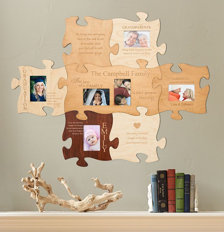 The Puzzle Of Life Tell Your Own Unique Story Diy Gift Ideas