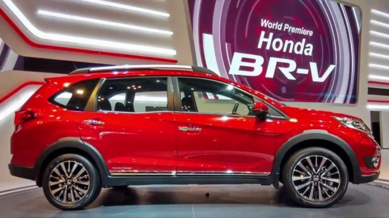 The 2019 Honda Br V Specs and Review