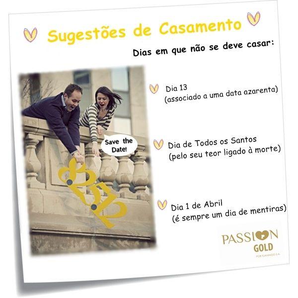 Sugestão Casamento Passion Gold # 16!