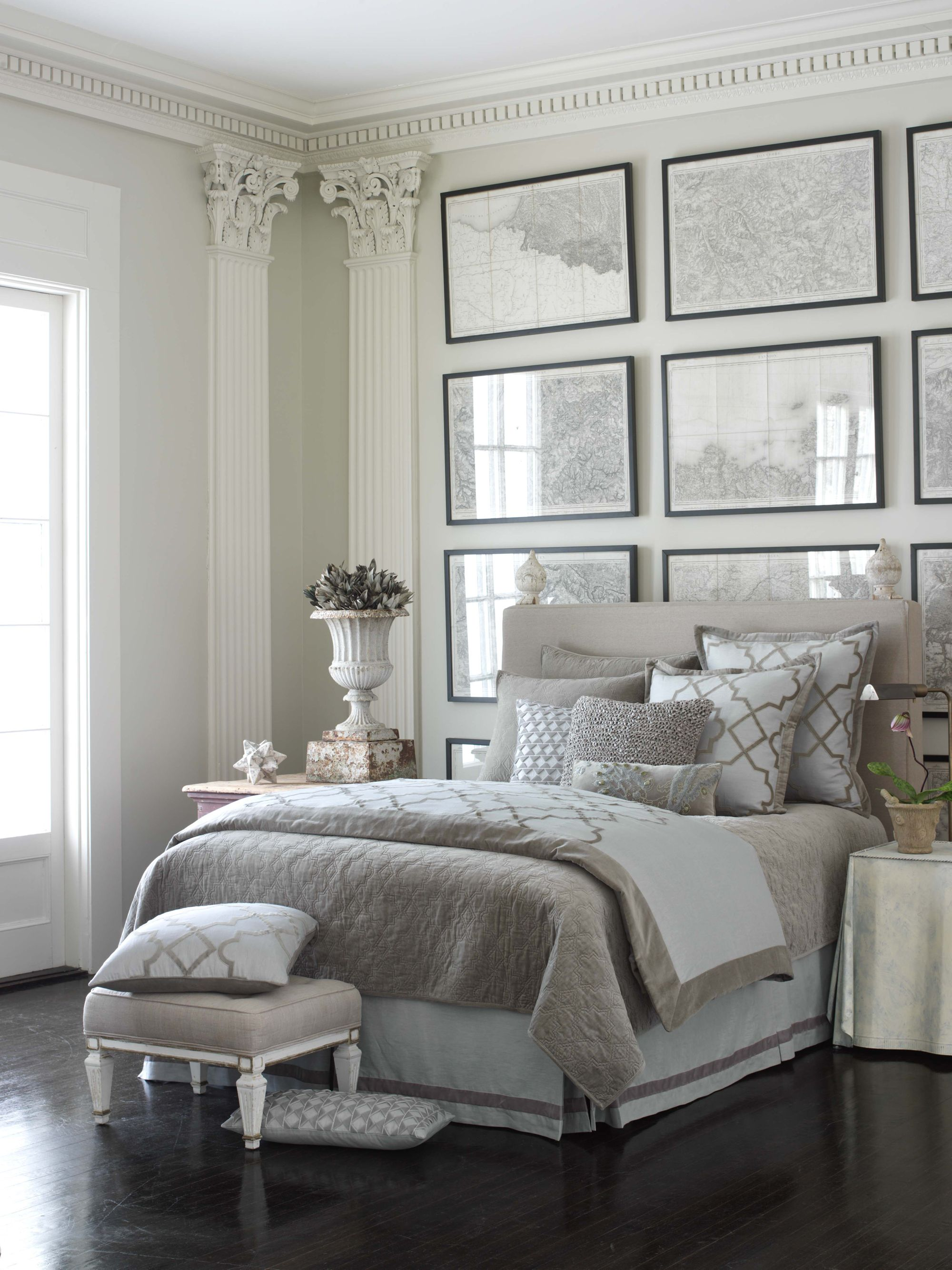 10 Awesome Classic Master Bedroom Designs  Map Frame Bedrooms Custom Classic Bedroom Designs Inspiration