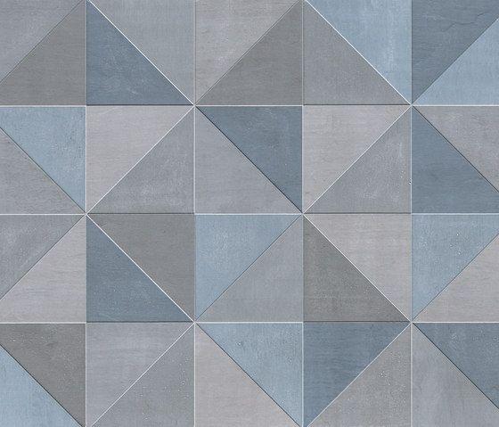 Color Now Tangram Avio Inserto by Fap Ceramiche | Ceramic tiles ...