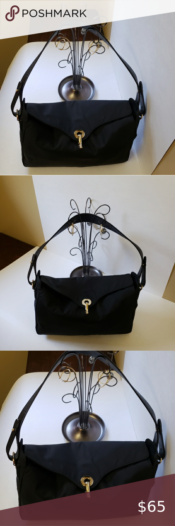 Euc Kate Spade Purse Super Cute Black Handbag Black Handbags Kate Spade Purse Kate Spade Purse Black