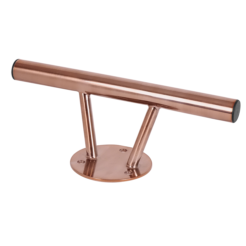 Fine Blast Footrest Bronze Metallic Blush Salon Design Salon Gmtry Best Dining Table And Chair Ideas Images Gmtryco