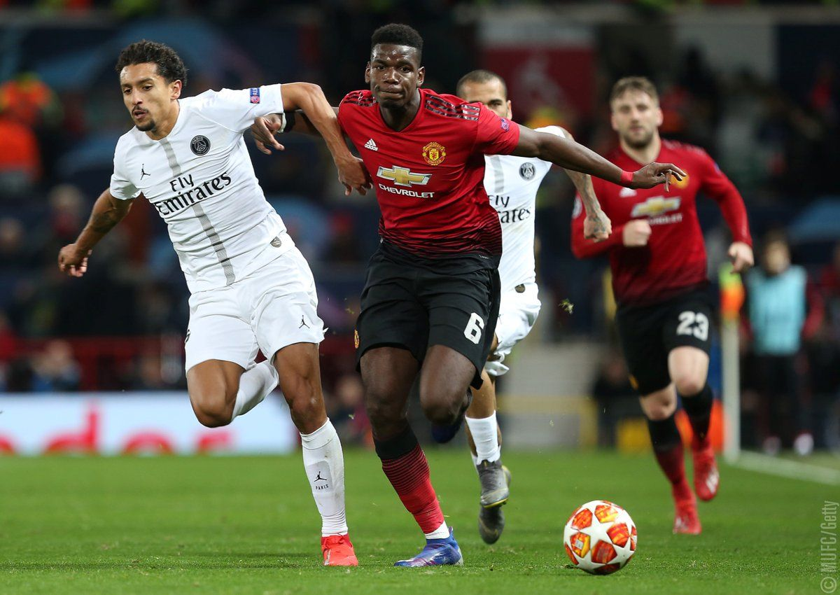 VIDEO HIGHLIGHTS Manchester United vs Paris SaintGermain