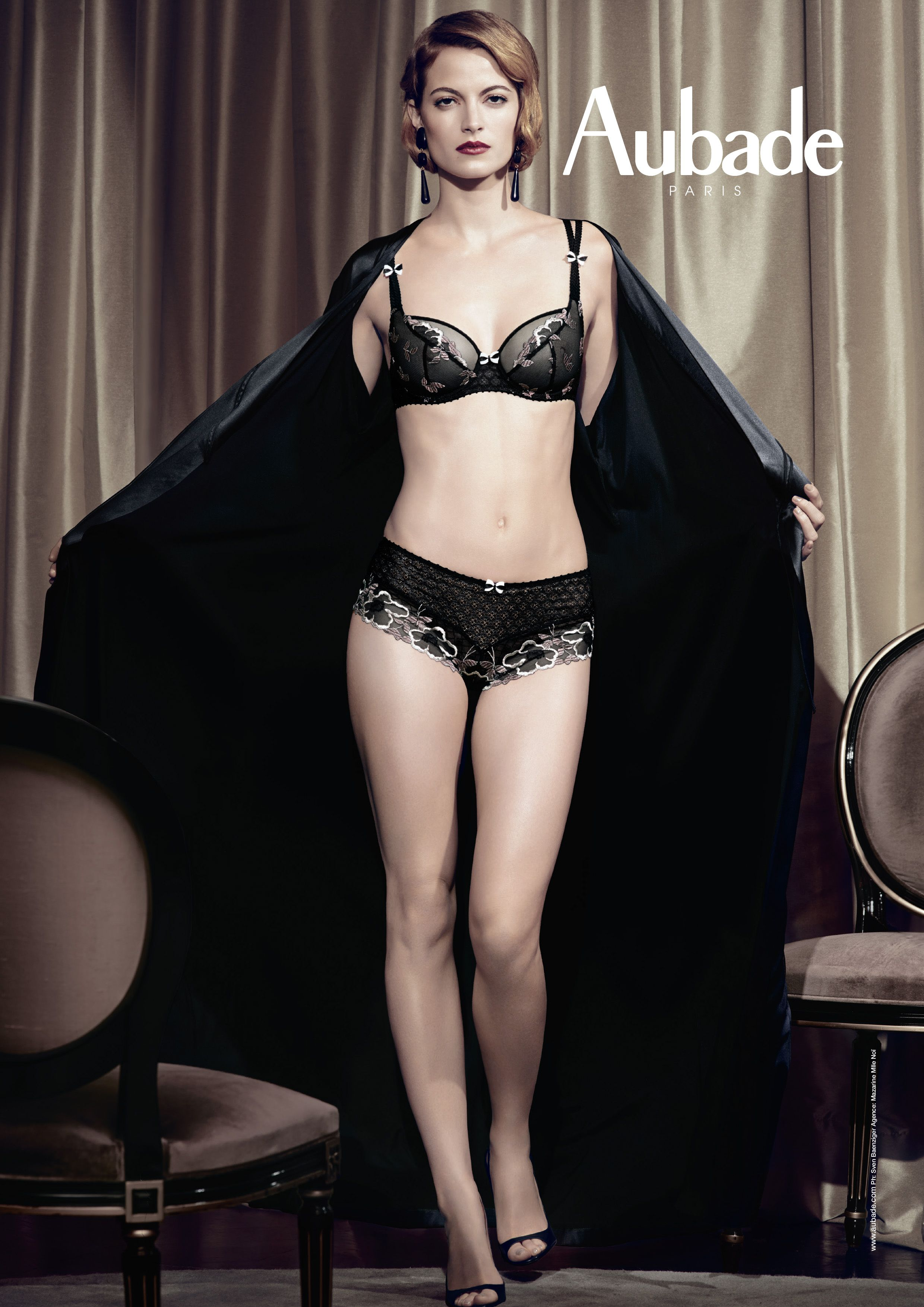 super popular preview of united kingdom Collection Swinging Night - Montmartre | Aubade Lingerie ...