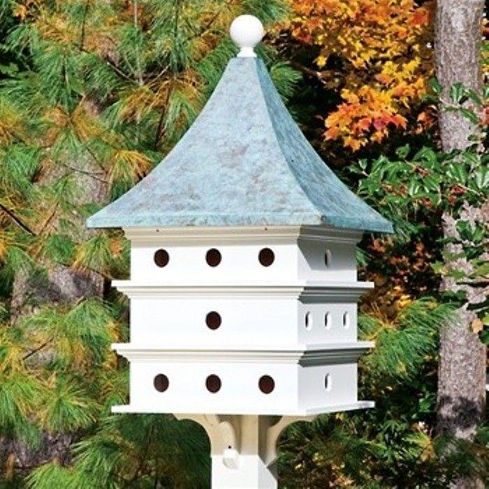 Verdi Roof Bracket 39801 Lazy Hill Farm Copper Top Bird House Cellular Vinyl