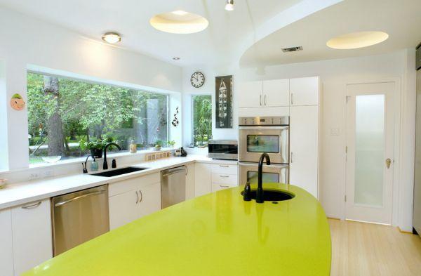 Interni Moderni Cucine : Tende moderne per interni soggiorno avec tende per interni velate