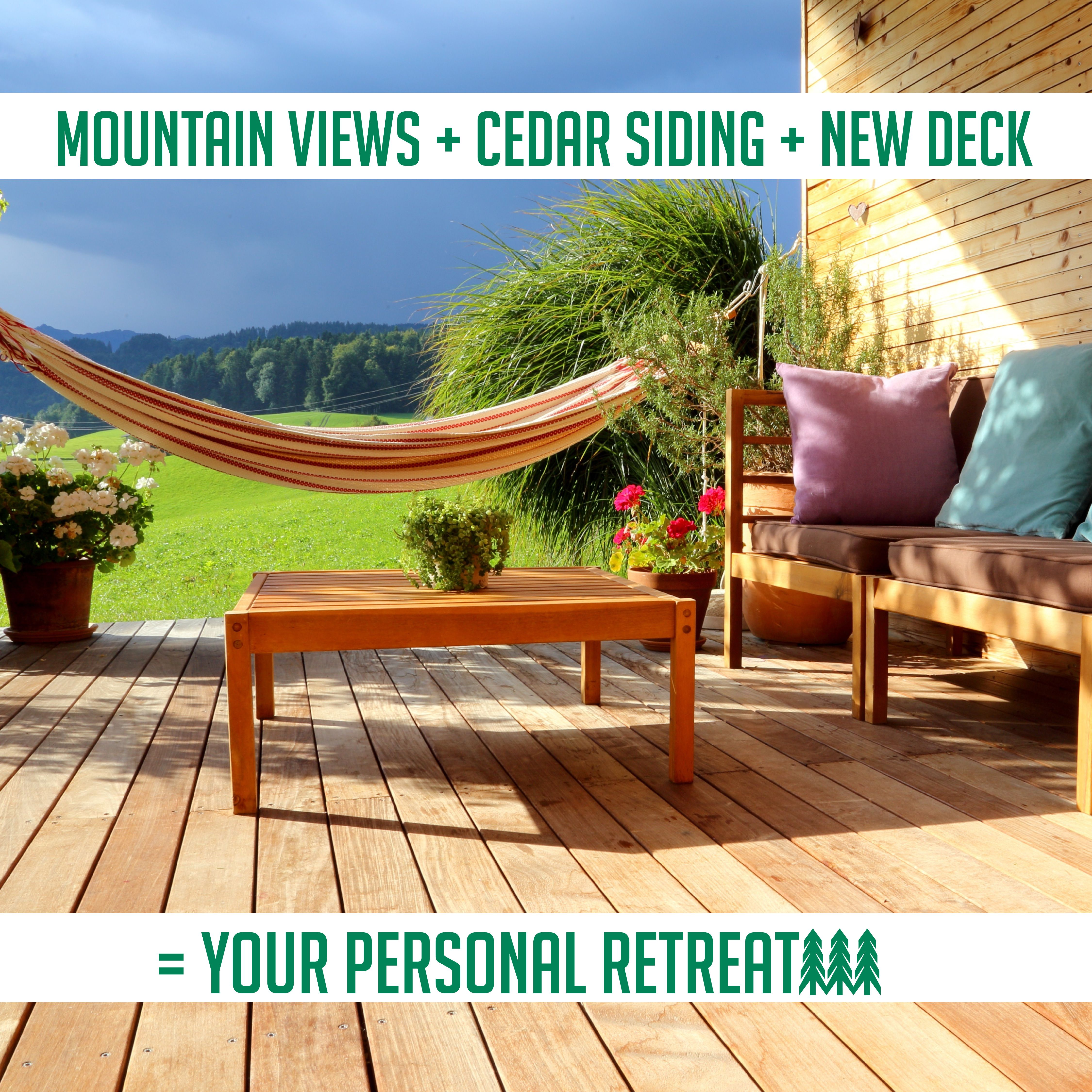 Denver Wooden Siding Materials Cedar Siding Supplies Cedar Siding Deck Views Siding
