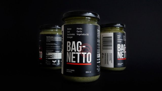 The Empanada Kitchen Sauces on Packaging of the World - Creative Package Design Gallery