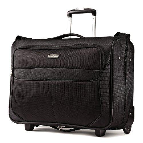 White Trim//Clear by Closet Trolley LONG Garment Bag 18 x 37