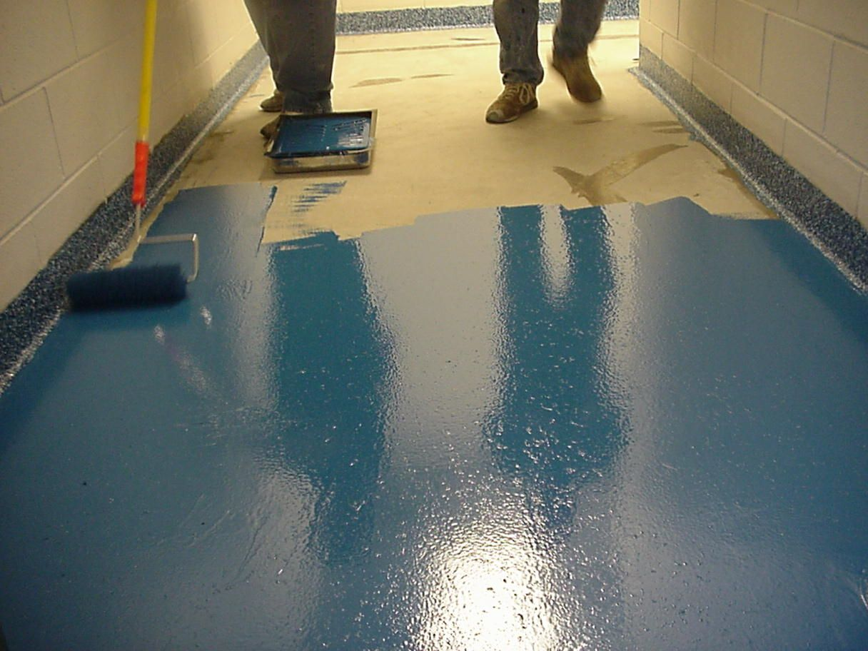 Elegant Epoxy Floor   Google Search