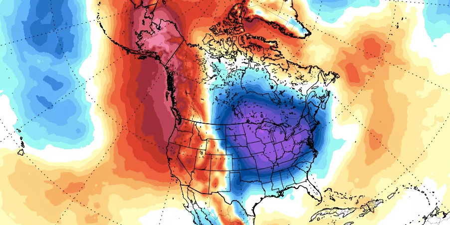 Why is it so Cold Right Now? Blame the Winter Dipole http